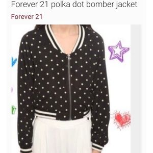 Forever 21 spring jacket size small